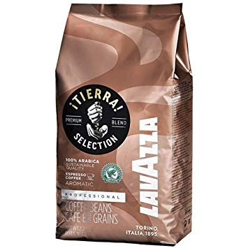 Cafea boabe Lavazza Tierra Selection, 1 kg 0