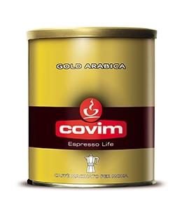 Cafea macinata Covim Gold Arabica, 250g 0