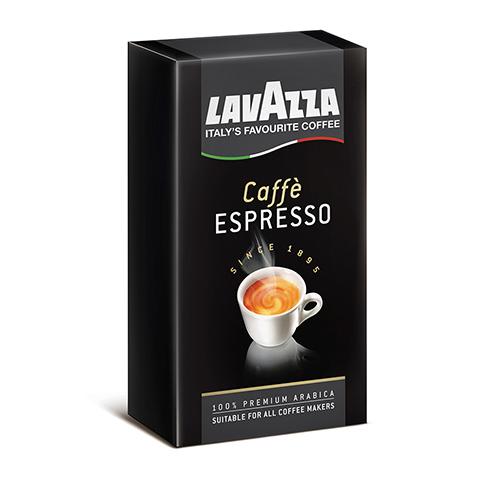 Cafea macinata Lavazza Caffe Espresso, 250 g 0