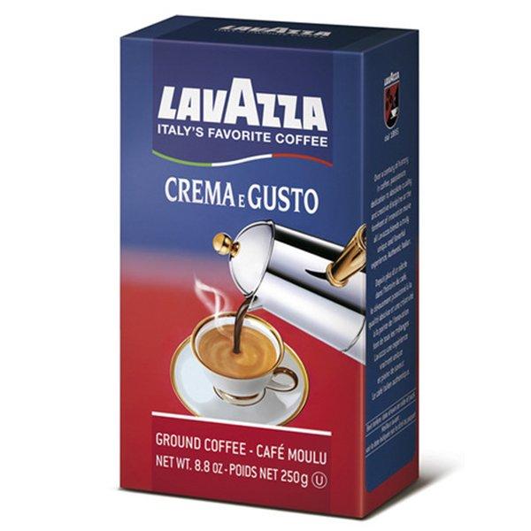 Cafea macinata Lavazza Cremo e Gusto Classico, 250g 0