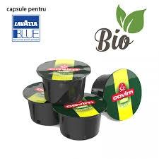 Capsule Covim Gold Arabica Opera Bio compatibil Lavazza Blue, 100 buc 0