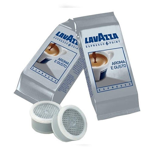 Capsule Lavazza Espresso Point Aroma e Gusto, 100 buc 0