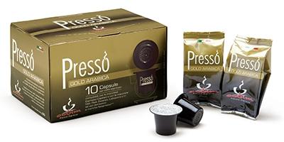 Capsule cafea Covim Gold Arabica Presso compatibile Nespresso, 10 buc 0