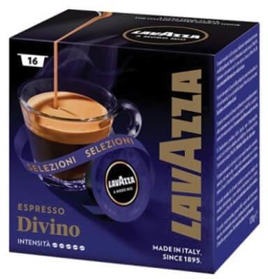 Capsule cafea Lavazza A Modo Mio Divino, 12 buc 0