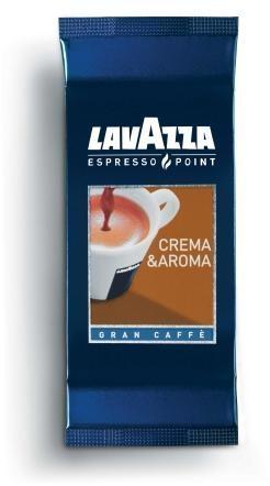 Capsule cafea Espresso Point Lavazza Aroma Gran Caffe, 100 buc 0