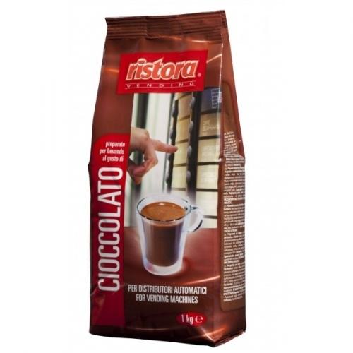 Ciocolata Calda RISTORA cu gust de alune, 1 kg 0