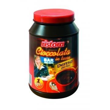 Ciocolata calda RISTORA densa gust nou, 1 Kg 0