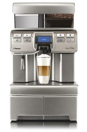 Espressor automat Saeco Aulika Top HSC RI V2, 1400 W, argintiu (mat) 0