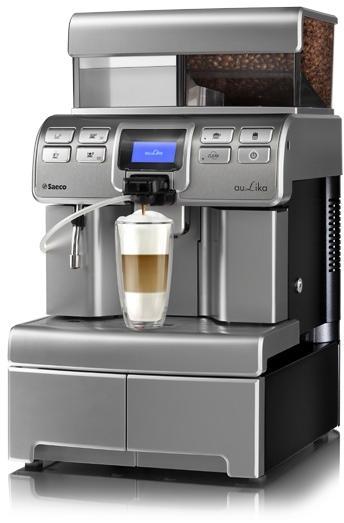 Espressor automat Saeco Aulika Top HSC V2, 1400 W, argintiu 0