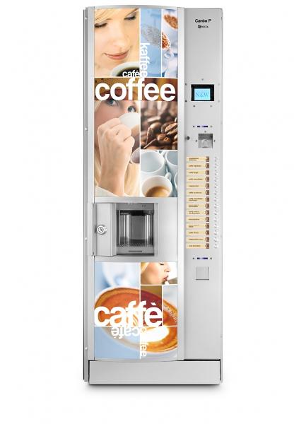 Espressor automat cafea Necta CANTO P ES 8 0
