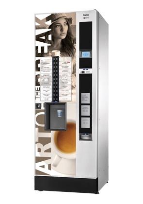 Espressor automat cafea Necta CANTO TOP 2 ES 9 DIRECT SELECTIONS 0