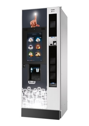 Espressor automat cafea Necta CANTO TOUCH DUAL CUP 2 ES 9 0