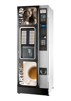 Espressor automat cafea Necta CONCERTO DOUBLE ESPRESSO 8 0
