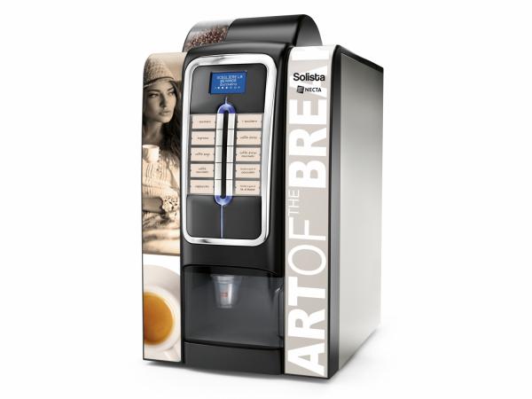 Espressor automat cafea Necta SOLISTA ES 6 0