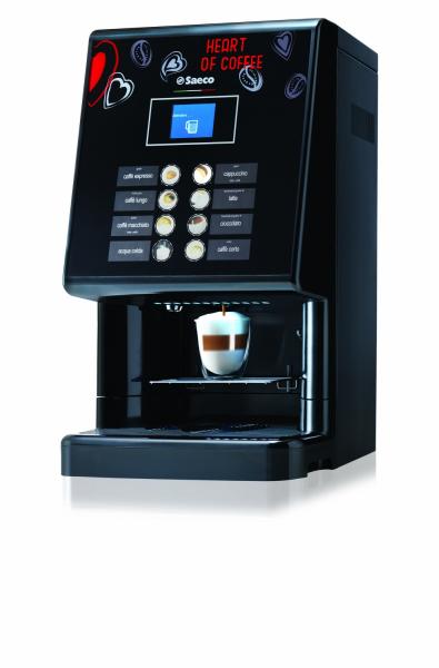 Espressor automat cafea Saeco Phedra EVO Cappuccino 9gr, negru, 1750W 1