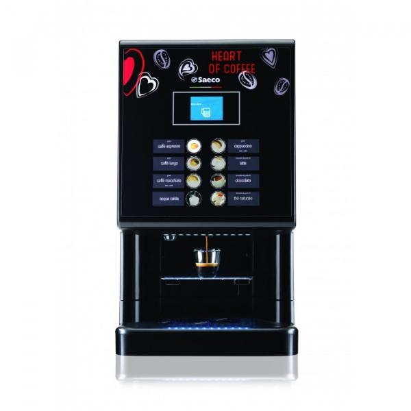 Espressor automat cafea Saeco Phedra Evo Espresso 9gr, 1650 W 0