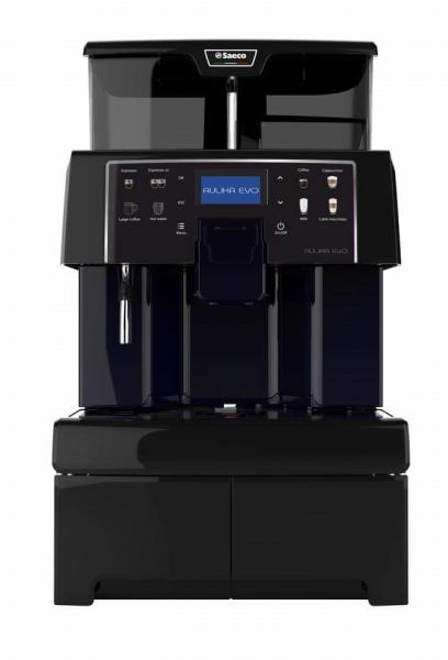 Espressor cafea Saeco Aulika Evo Top HSC, negru, 15bari, 1300w 1