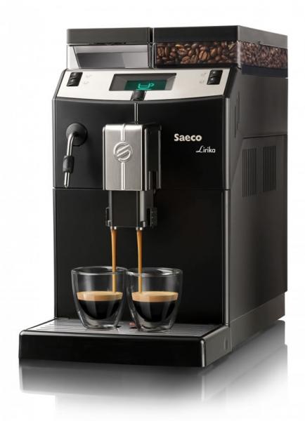 Espressor cafea Saeco Lirika Blk, 1850 W, negru 1