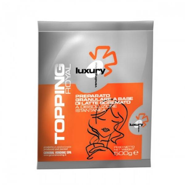Lapte Luxury Topping Basic 70%, 500 g 0