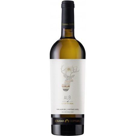 Vin Ceptura Alb de Ceptura, 0.75 l 0