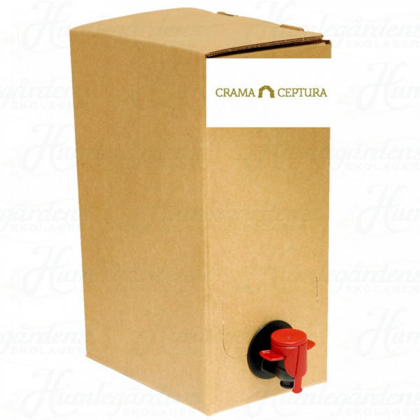 Vin Rose - Merlot Demisec Bag in Box, Crama Ceptura, 10 l 0