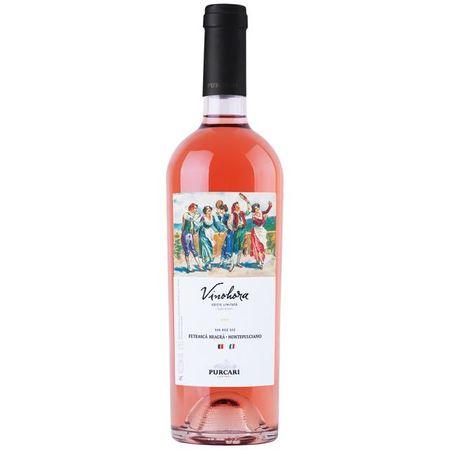 Vin Rose Sec Vinohora Feteasca Neagra & Montepulciano, Crama Purcari, 0.75 l 0