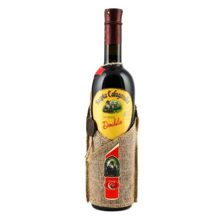 Vin Rosu Demidulce Soapta Calugarului, Crama Ceptura, 0.75 l 0