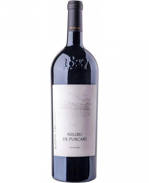 Vin Rosu Sec Negru de Purcari, 1.5 l 0