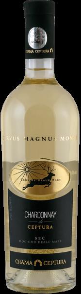 Vin alb sec Chardonnay Crama Ceptura, 0.75 l 0