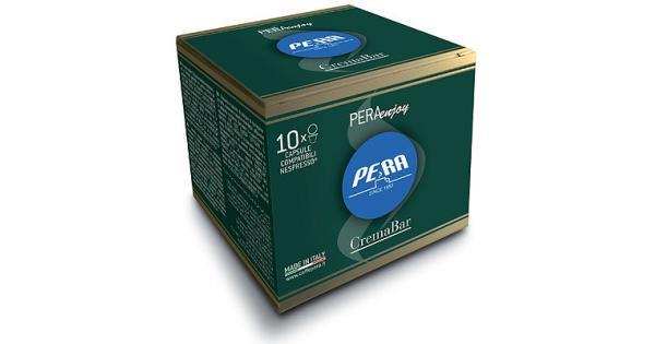Capsule cafea Pera Enjoy Crema Bar compatibil Nespresso, 10 buc 0