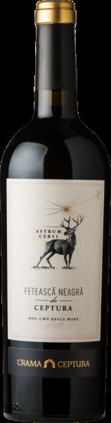 Vin rosu sec Feteasca Neagra Crama Ceptura, ASTRUM CERVI, 0.75 l 0