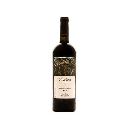 Vin Rosu Sec Vinohora Rara & Malbec, Crama Purcari, 0.75 l 0