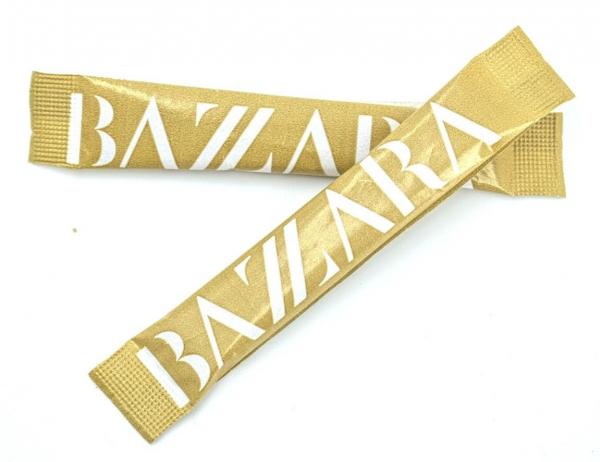 Zahar brun Bazzara, set 100 plicuri 0