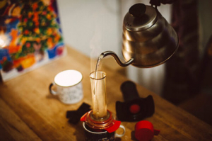 Aparat de infuzare cafea – Cafflano Kompresso1