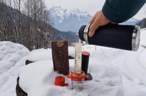 Aparat de infuzare cafea – Cafflano Kompresso3