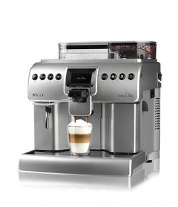 Espressor cafea Saeco Aulika Focus, 1400W, argintiu (mat)0