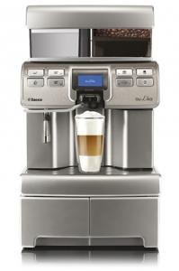 Espressor cafea Saeco Aulika HSC Top RI, 1400 W, argintiu0