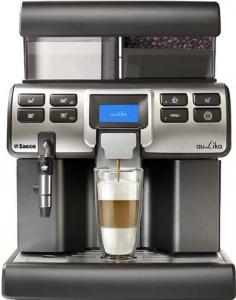 Espressor cafea Saeco Aulika Mid, 1400 W, negru0