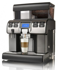 Espressor cafea Saeco Aulika Mid, 1400 W, negru1