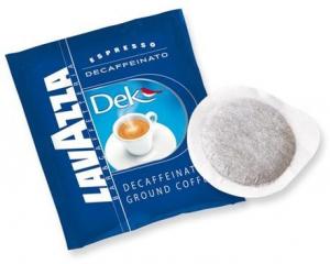 Monodoze cafea Lavazza Dek Espresso compatibil ESE, 18 buc1