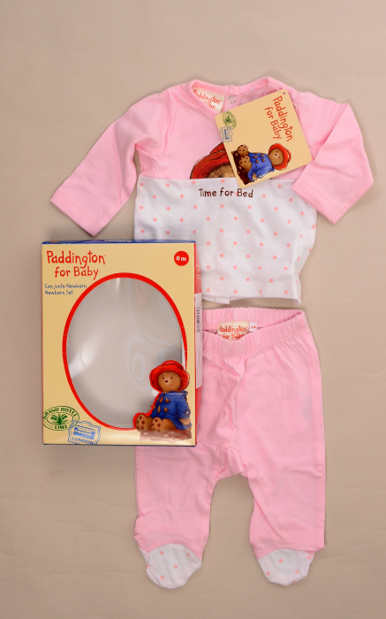 Set 2 piese Paddington for Baby 0