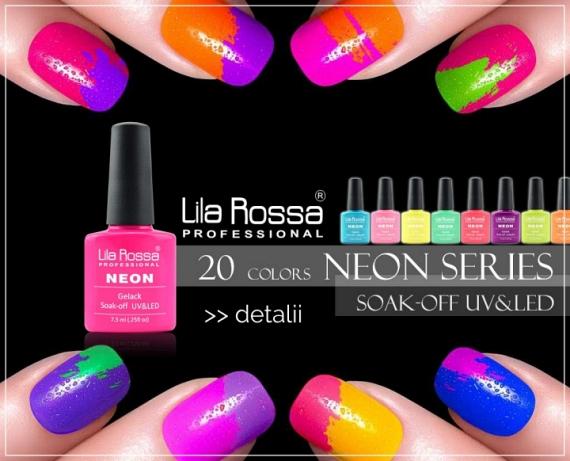Lila Rossa Neon