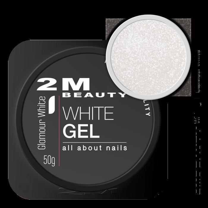 Gel UV 2M Glamour White [0]