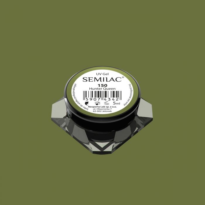 Gel Color Semilac 150 Hunter Queen [0]