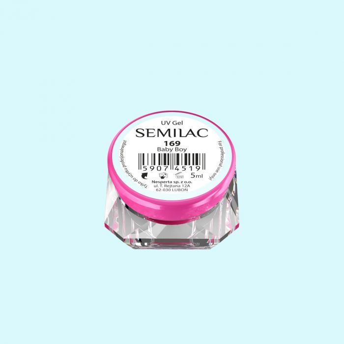 Gel Color Semilac 169 Baby Boy [0]