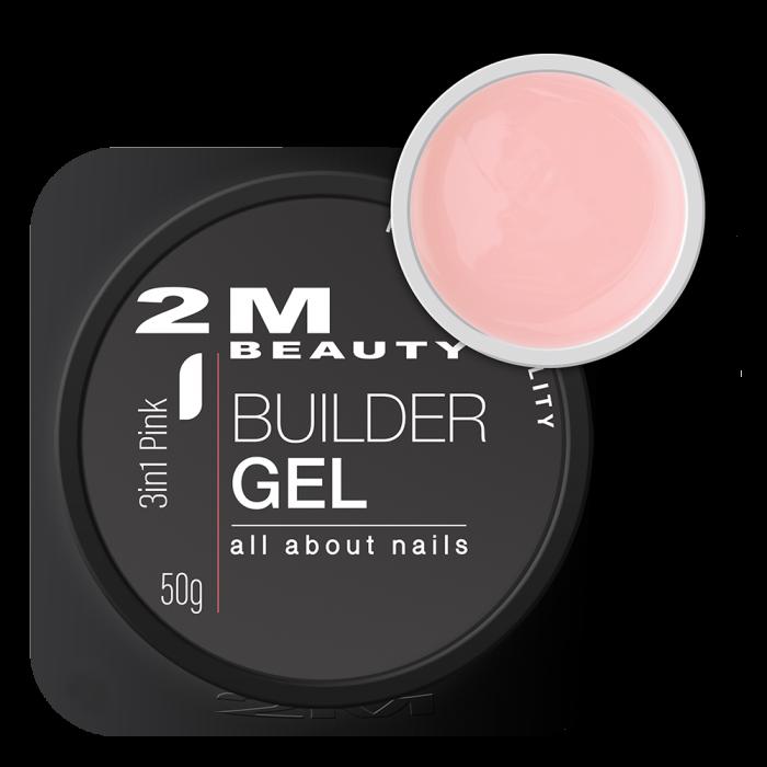 Gel UV 2M 3in1 Pink [0]