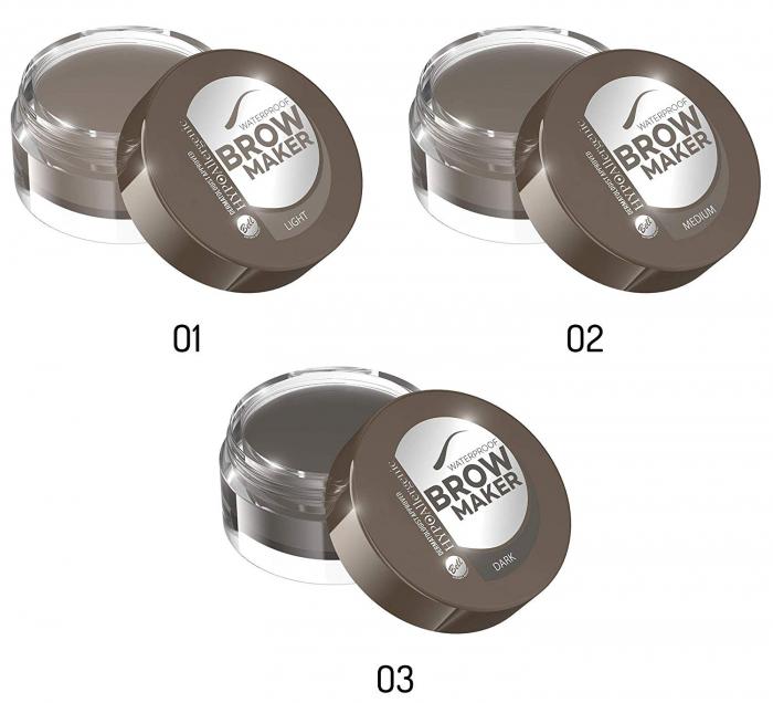 Gel sprancene waterproof Bell HYPOAllergenic 79 g [1]