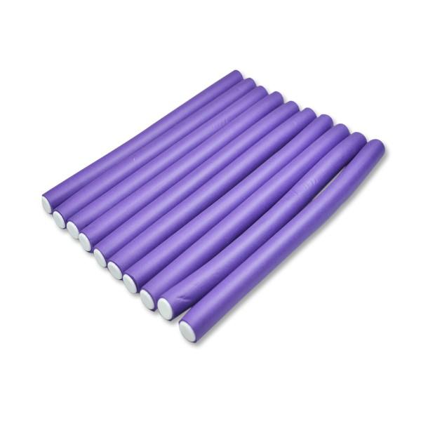 Bigudiuri flexibile pentru bucle mari nr. 1 (10 buc.) [0]