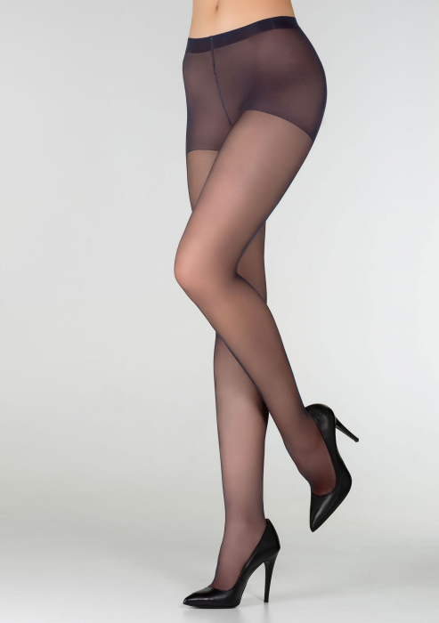 Ciorapi clasici Marilyn Super 15 den cu varf intarit [0]