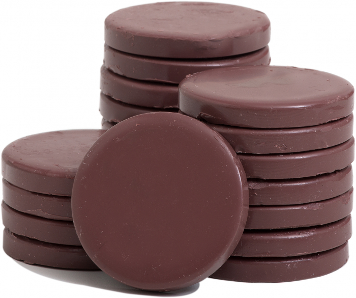 Ceara epilat traditionala Roial discuri ciocolata 1kg [0]